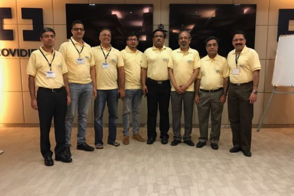 Faculty at Abdominal Wall Reconstruction conference, CCI, Mumbai August 19-20